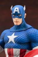 ARTFX Captain America 1/6 PVC Figure (Completed)