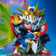 SDX The Sun Knight God Gundam Action Figure (Completed)
