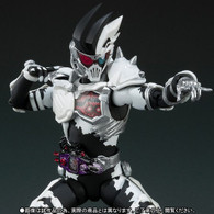 S.H.Figuarts Kamen Masked Rider Genm Zombie Gamer LevelX Action Figure (Completed)