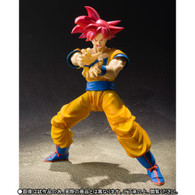 S.H.Figuarts Super Saiyan God Son Goku Action Figure (Completed)