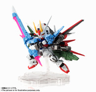Nxedge Style [MS UNIT] Perfect Strike Gundam Action Figure (Completed)