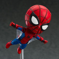 Nendoroid Spider-Man: Homecoming Edition Action Figure (Completed)