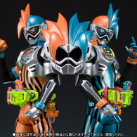 S.H.Figuarts Kamen Masked Rider EX-AID Double Action Gamer Level XX LRSET (Completed)
