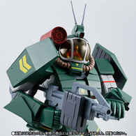 HI-METAL R Soltic H8 Roundfacer Action Figure (Completed)