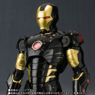 S.H.Figuarts IronMan MK-3 MARVEL AGE OF HEROES EXHIBITION Commemoration color Action Figure (Completed)