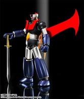 BANDAI Super Robot Chogokin Mazinger Z Iron(Kurogane)Finish