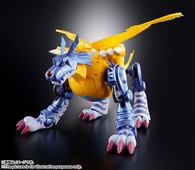 Digivolving Spirits 02 MetalGarurumon Action Figure (Completed)