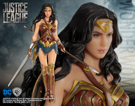 ARTFX+ Justice League Wonder Woman 1/10 PVC Figure (Completed)