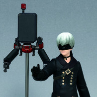 Nier: Automata Character Figure Yorha 9S PVC Figure (Completed)