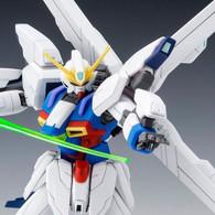 HGBF 1/144 Gundam X Jumaoh Plastic Model