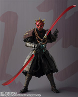 Meisho MOVIE REALIZATION Priest Soldier Darth Maul Action Figure (Completed)