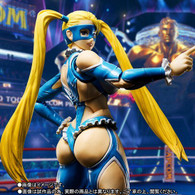 S.H.Figuarts Rainbow Mika Action Figure (Completed)