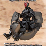 S.H.Figuarts Darth Maul & Sith Speeder (Completed)