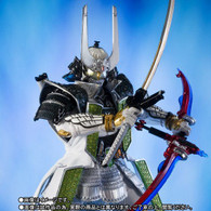 S.I.C. Kamen Masked Rider Zangetsu Jimber Melon Arms Action Figure (Completed)