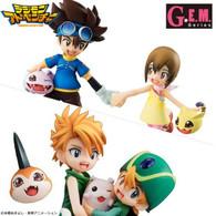 G.E.M. Series Digimon Adventure Brother Set