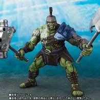 S.H.Figuarts HULK (Thor: Ragnarok) Action Figure (Completed)