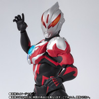 S.H.Figuarts Ultraman ORB Thunder Breastar Action Figure (Completed)