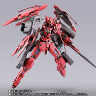 METAL BUILD Gundam Astraea TYPE-F (GN HEAVY WEAPON SET) Action Figure (Completed)