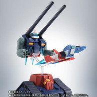 Robot Spirit Side MS RX-75-4 Guntank & Core Fighter Launching Parts ver. A.N.I.M.E. (Completed)