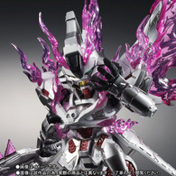 Nxedge Style [MS UNIT] Ghost Gundam Action Figure ( IN STOCK )