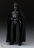 S.H.Figuarts Darth Vader (A New Hope) Action Figure (Completed)