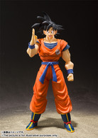 S.H.Figuarts SON GOKOU The Saiyan Grew Up on Earth Action Figure (Completed)