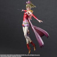 Dissidia Final Fantasy Play Arts Kai Tina Branford Action Figure (Completed)