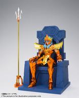 Saint Seiya Myth EX Kaioh Poseidon Action Figure Complete Set