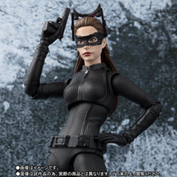 S.H.Figuarts Catwoman (The Dark Knight Rises) Action Figure (Completed)