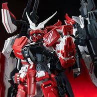 MG 1/100 Gundam Astray Turn Red Plastic Model ( APR 2018 )