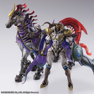 Final Fantasy Creatures Bring Arts Odin Action Figure (Completed)