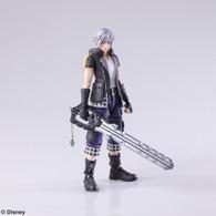 Kingdom Hearts III Bring Arts Riku Action Figure (Completed)