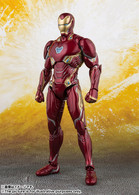 S.H.Figuarts Iron Man Mark 50 (Avengers: Infinity War) Action Figure (Completed)