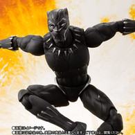 S.H.Figuarts Black Panther (Avengers: Infinity War) Action Figure (Completed)