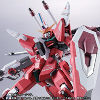 METAL Robot Spirit SIDE MS Infinite Justice Gundam Action Figure
