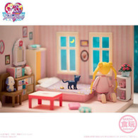 Pretty Guardian Sailor Moon Usagi's Room BANDAI Premium Limited