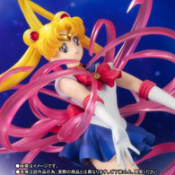 Figuarts Zero chouette Sailor Moon -Moon Crystal Power, Make Up- PVC Figure ( IN STOCK )