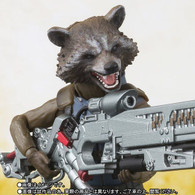 S.H.Figuarts Rocket Raccoon (Avengers: Infinity War) Action Figure