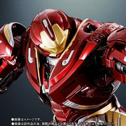 chogokin x s h figuarts hulk buster mark 2 0 avengers infinity war