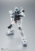 Robot Spirit Side MS RGM-79D GM Cold Districts Type Ver. A.N.I.M.E. Action Figure