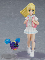 figma Lively Lillie Action Figure