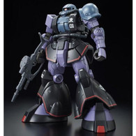 HG 1/144 MS-06RD-4 High Mobility Prototype Zaku Plastic Model