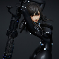 Hdge Technical Statue No.15 Gantz: O Reika X Shotgun Ver. PVC Figure ( SEP 2018 )
