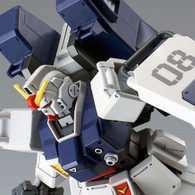 HG 1/144 Ground Type Gundam (Parachute Pack Ver.) Plastic Model