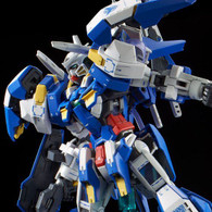 MG 1/100 GN-001/hs-A01D Gundam Avalanche Exia Dash Plastic Model