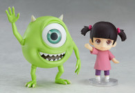 Nendoroid Mike & Boo Set: Standard Ver. Action Figure