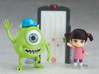 Nendoroid Mike & Boo Set: DX Ver. Action Figure