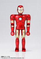 Chogokin Heros Iron Man Mark 3