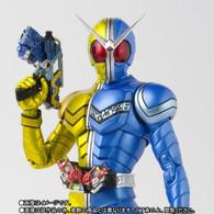 S.H.Figuarts (Shinkoccou Seihou) Kamen Rider Double Lunatrigger Action Figure