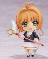 Nendoroid Sakura Kinomoto: Tomoeda Junior High Uniform Ver. Action Figure